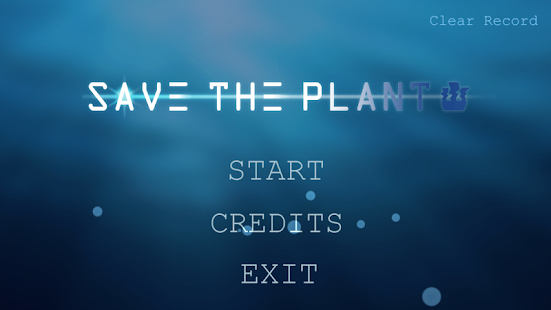 Save The Plant - náhled