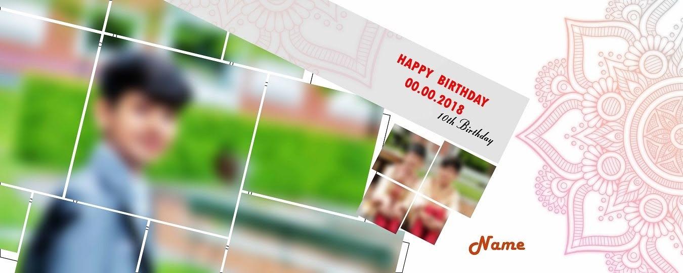 Birthday Album JKD16417