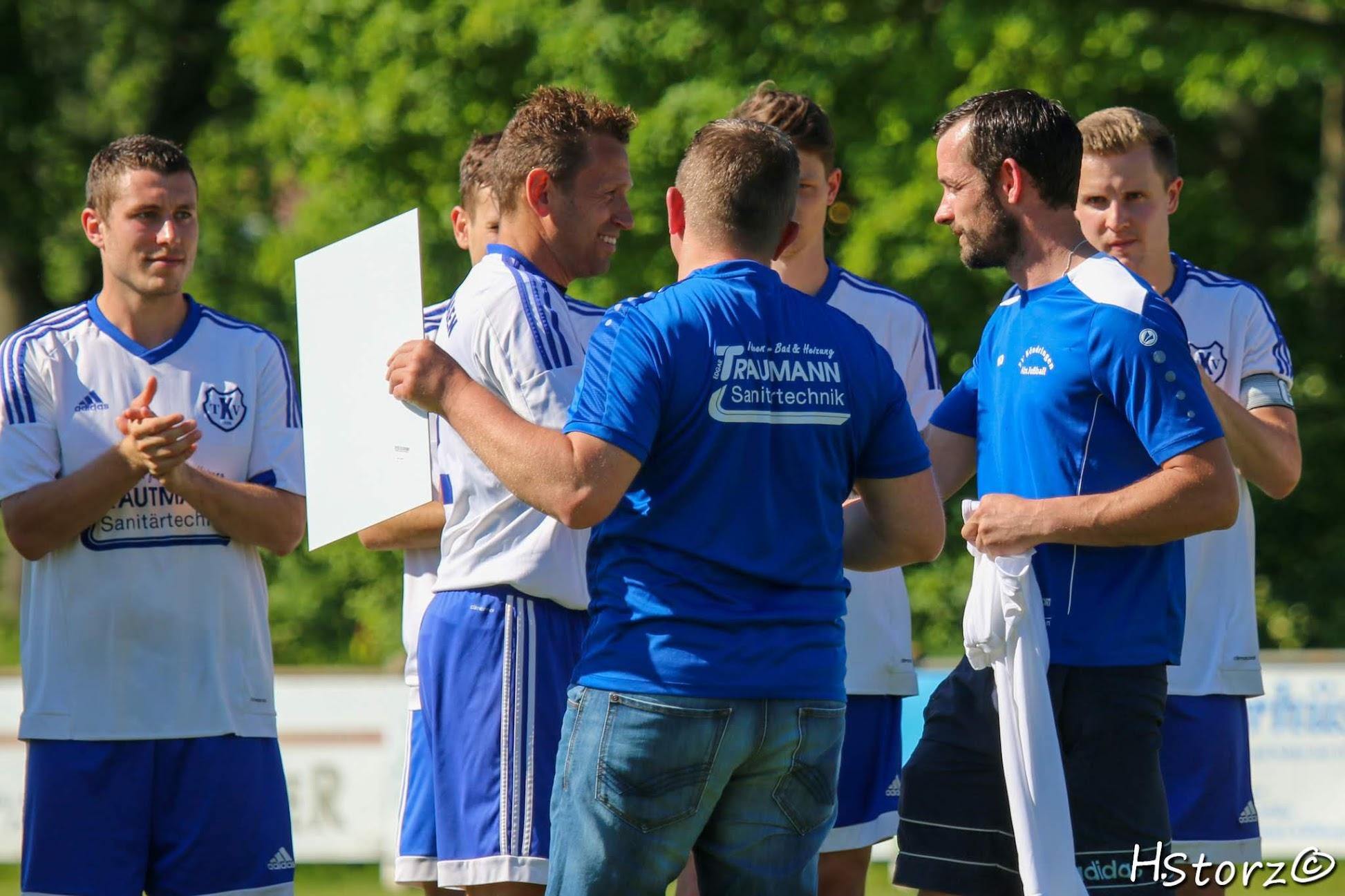 TVK I – SV Burkheim   2:0  (2:0)