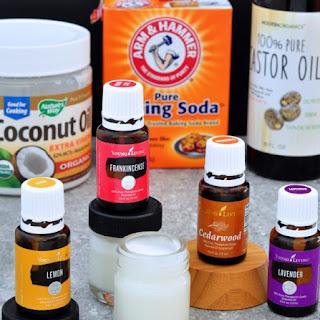 Essential Oil Facial Scrub Recipe
