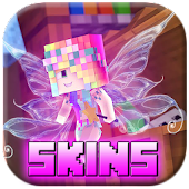 Fairy Skins for Minecraft PE Free