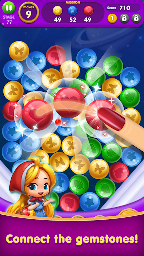 Jewel Stars-Link Puzzle Game apktram screenshots 2
