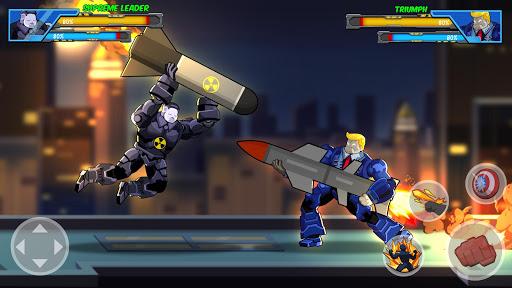 Robot Super: Hero Champions 1.0.8 screenshots 2