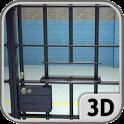 Escape 3D: The Jail icon