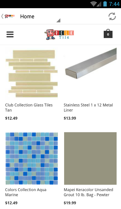 BELK Tile - Tile Store- screenshot