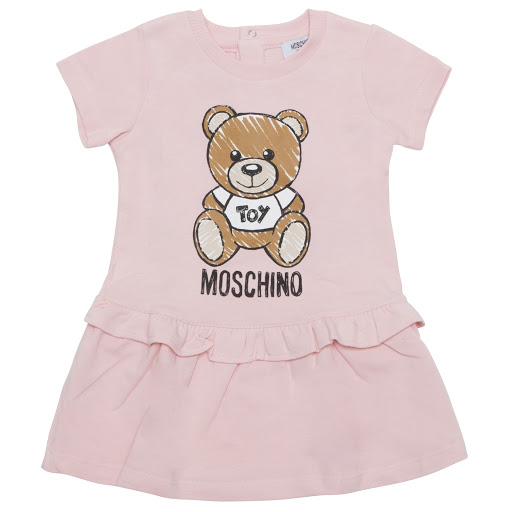 Primary image of Moschino Pink Teddy Dress