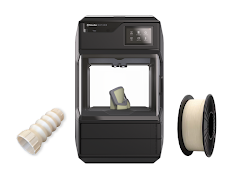 MakerBot Method Carbon Fiber Edition + Free LABS Filament Bundle