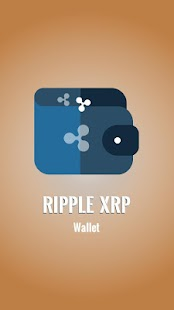 Ripple XRP Wallet - náhled