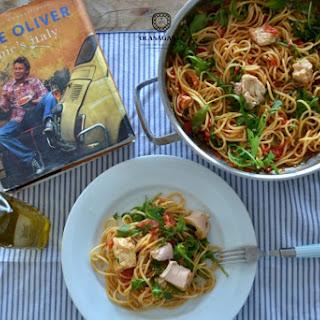 Simple Tuna Pasta by Jamie Oliver & Gennaro Contaldo Recipe