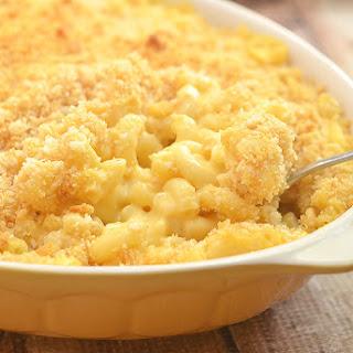 Homestyle Macaroni and Cheese.