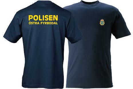T-shirt bomull ÖSTRA FYRBODAL