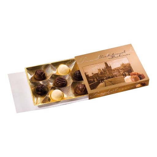 Luxury Box of Traditional Praline Chocolates