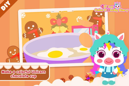 Pony Cake Cooking Diary-kitchon food cooking games 1.0.1 de.gamequotes.net 3