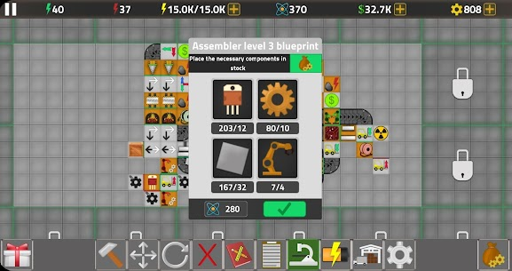 Factory Simulator Mod Apk Download For Android and Iphone 8