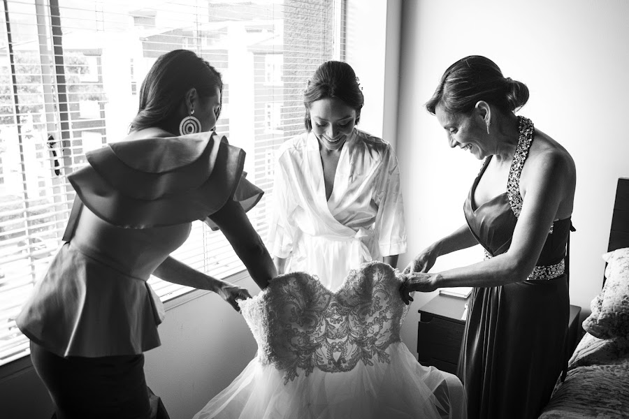 Fotógrafo de bodas Marcela Velandia (MarcelaV). Foto del 26.03.2019