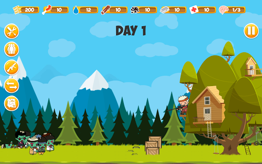 Zombie Forest: Apocalypse Survival 1.22 screenshots 10
