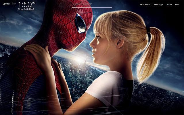 Spiderman Wallpapers Fullhd New Tab