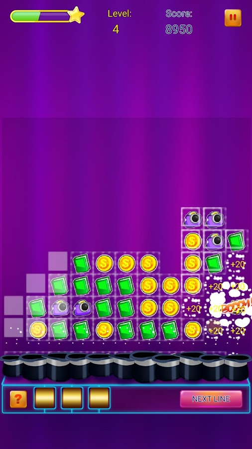 Magic Hat -  funny candy games- screenshot