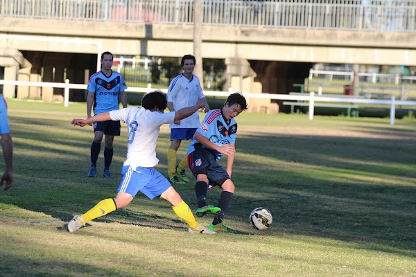 Namoi comes out on top in a seven-goal  thriller