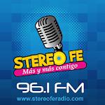 Stereo Fé Icon