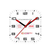Square Analog Clock AW-7 PRO 2.0 Icon