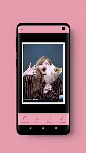 u2b50 Blackpink - Lisa Wallpaper HD 2K Photos 2020 1.2 Screenshots 4