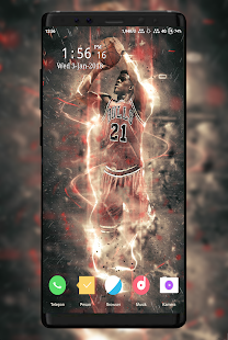 NBA Player Wallpaper - náhled
