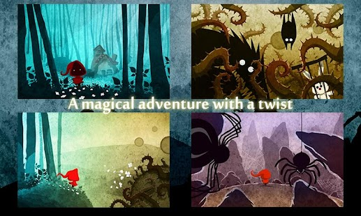 TA: Little Red Riding Hood Screenshot