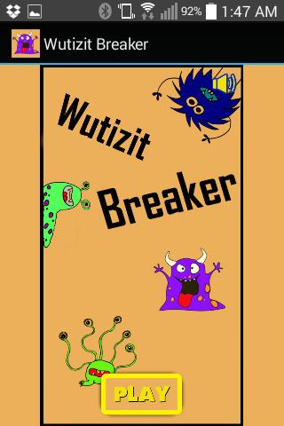 玩免費休閒APP 下載Wutizit Breaker Monster Pop app不用錢 硬是要APP