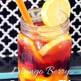 Flush Fat™ Mango Berry Spa Water.