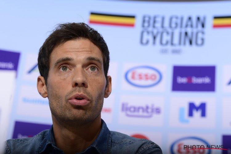 Bondscoach Sven Vanthourenhout maakt selecties voor het EK veldrijden in Italië bekend