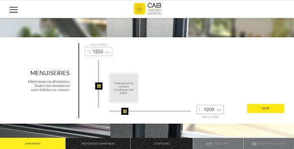 Download CAIB, Configurateur Fenêtres et Portes APK latest