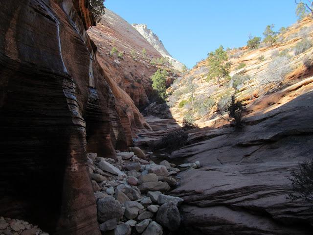 Keyhole Canyon