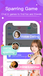 Partying – Group Voice Chat, Play with New Friends 5