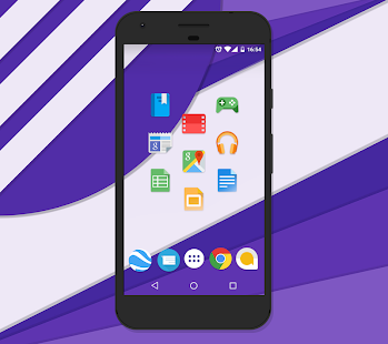 Moonshine - Icon Pack- screenshot thumbnail