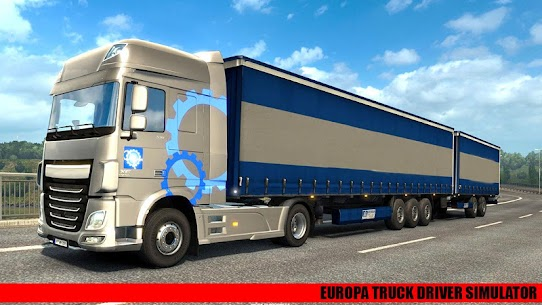 Europa Real Trucks Simulator 20 : Truck Drivers 3