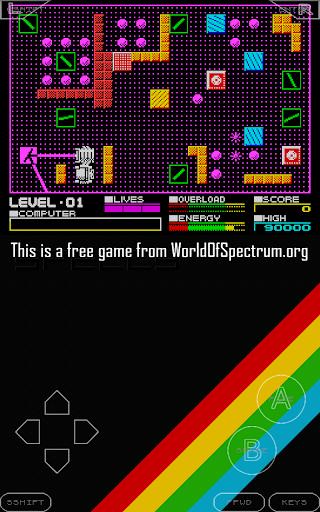 Как и многие эмуляторы такого рода, marvin - zx spectrum emulator позволяет вам в любой момент сохранить игру, поэтому у вас не будет никаких проблем, когда вы прекращаете игру посередине, а потом заканчиваете её позже.