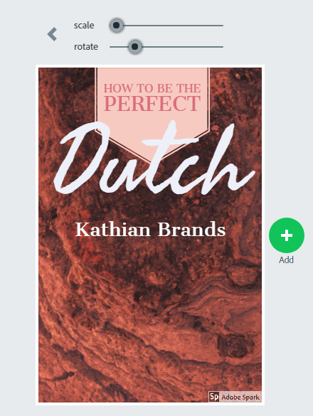 ebook cover design with spark