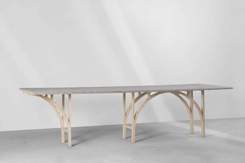 Centin; la nueva colección de muebles diseñada por el italiano Giacomo Moor