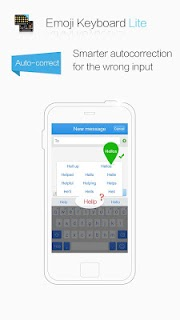 Emoji Keyboard Lite Kika Free screenshot 03