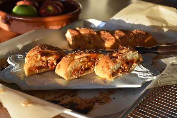 Saucy Stromboli Recipe