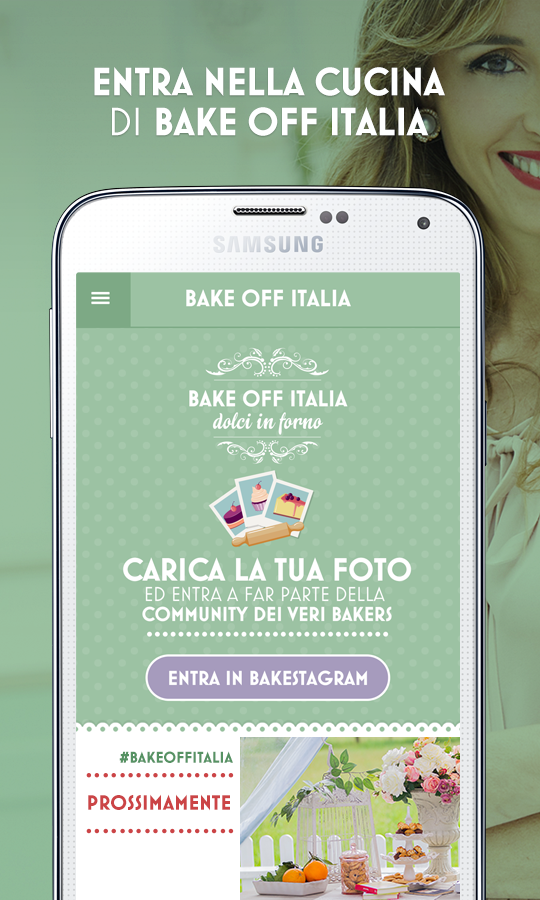 Bake Off Italia- screenshot