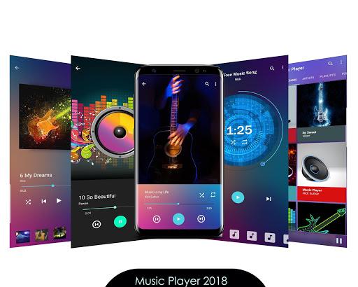 Music Player 2019 v3.0.5 screenshots 1