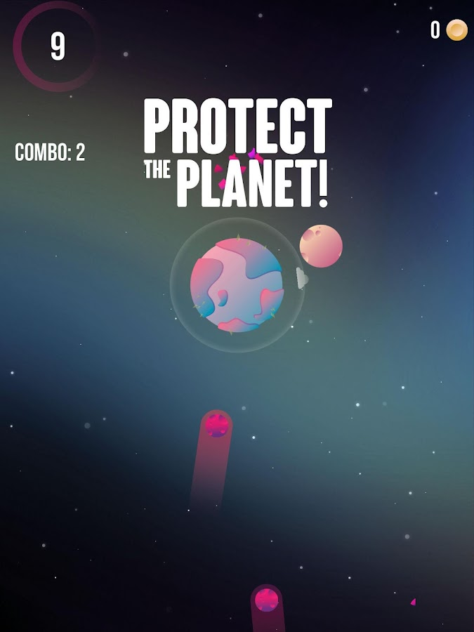 Protect The Planet- screenshot