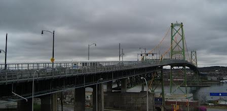 Photo: Mackay Bridge.