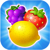 Fruit Crush - Fruit Cruise Android APK Download Free By The SWEET Games