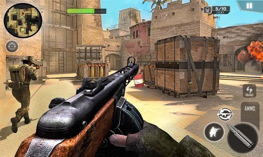 Call of Commando Counter Terrorist Forces War Game