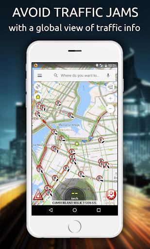 玩免費遊戲APP|下載Glob - GPS, Traffic and radar app不用錢|硬是要APP