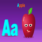 ABC English Alphabets Phonic Sounds for kids.