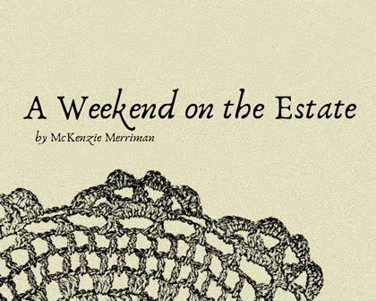 A Weekend On The Estate: Staged Reading
